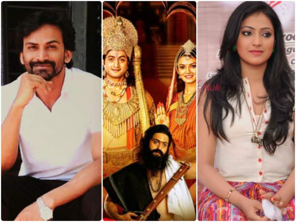 'ರಾಮಧಾನ್ಯ' ಚಿತ್ರಕ್ಕೆ ಶುಭ ಕೋರಿದ ಧನಂಜಯ್ - ಹರಿಪ್ರಿಯಾ