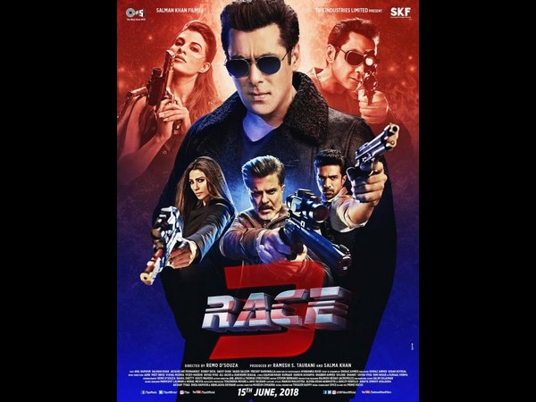 Race 3 trailer Salman Khan and team pack a punch with high-octane action stunts