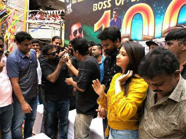 tagaru team organized special programs for 125 days celebration