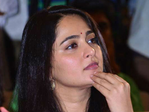 tollywood actress anushka shetty doing a silent film