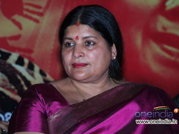 Kannada Actress Jayamala to join HD Kumaraswamy cabinet