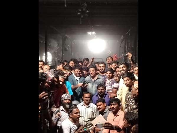 'ದಿ ವಿಲನ್' ಚಿತ್ರೀಕರಣ ಮುಗಿಸಿದ ಶಿವಣ್ಣ