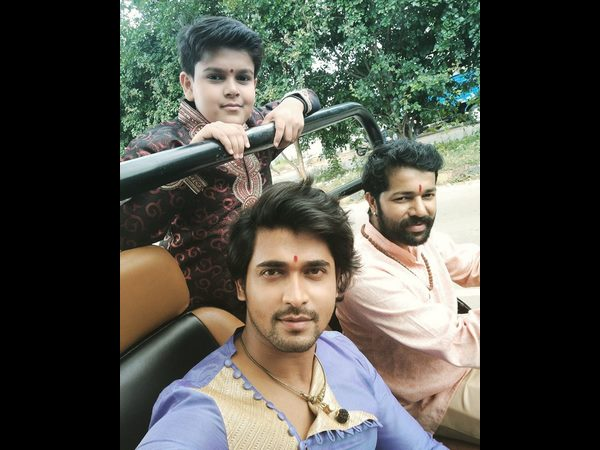 Chandan Kumar is come back to small screen