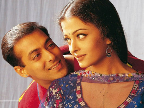 This is how Salman Khan reacted when Anil Kapoor mentioned Aishwaryas name