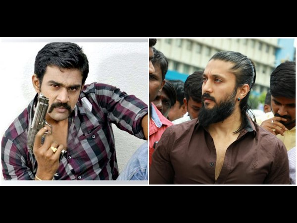 Chetan Kumar and Chiranjeevi Sarja are playing the lead roles in Ranam