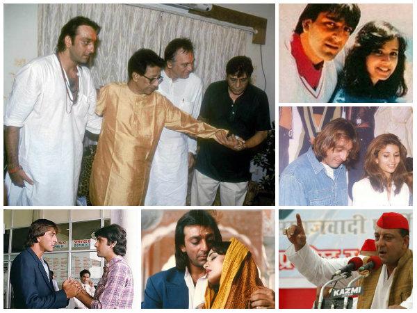'ಸಂಜು': ನಿರ್ದೇಶಕರು ಮುಟ್ಟದ ಸಂಜಯ್ ದತ್ ಬದುಕಿನ 10 ಅಧ್ಯಾಯಗಳು
