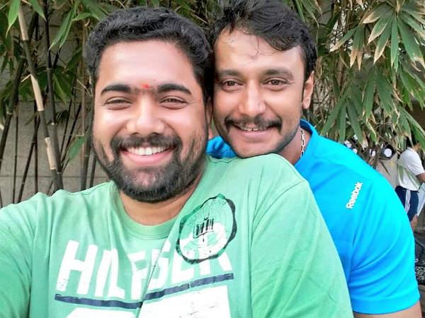 Image result for darshan and tarun sudheer
