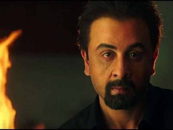 Sanju movie second day collection