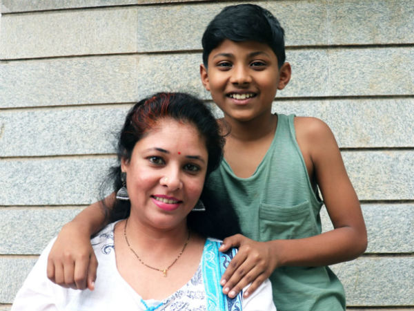 Kalyani will be seen as a mother in Kannada Kusthi film