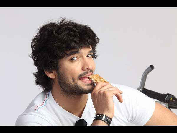 Diganth is doing Bollywood cinema. Diganth plays Rama in the movie