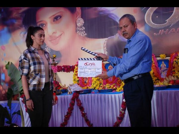 'ಜೂಲಿ 2' ಬಳಿಕ ಕನ್ನಡ ಸಿನಿಮಾ ಮಾಡ್ತಿದ್ದಾರೆ ಲಕ್ಷ್ಮಿ ರೈ