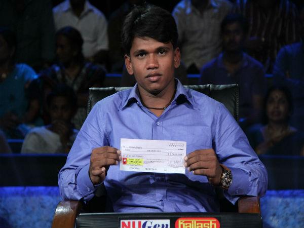 'ಕನ್ನಡದ ಕೋಟ್ಯಧಿಪತಿ'ಯಲ್ಲಿ 1 ಕೋಟಿ ಗೆದ್ದಿದ್ದು ಇವರೊಬ್ಬರೇ.!