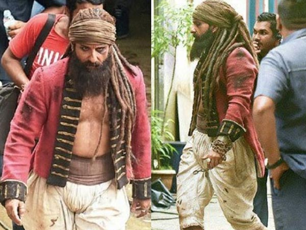 In pic: Saif Ali Khan as Naga Sadhu in Hunter