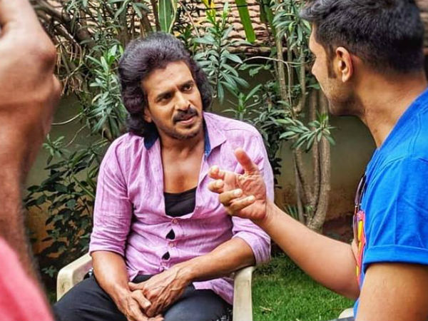 upendra will act in joshelay web series