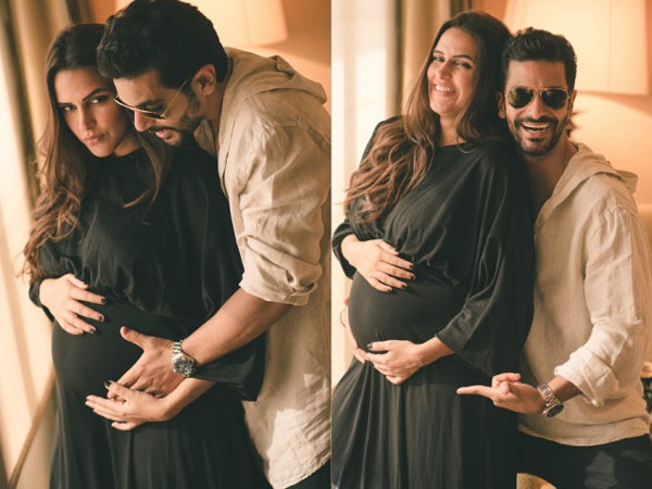 This is Why Neha Dhupia Kept Her Pregnancy a Secret for long time