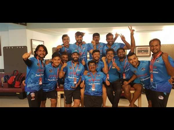 Kcc cricket tournament : wodeyar chargers enters final