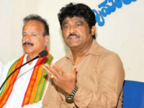 Jaggesh has responded to the penalty imposed by the competitive commission of India