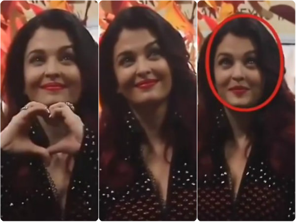 Watch Video: Aishwarya Rai becomes emotional during National Anthem