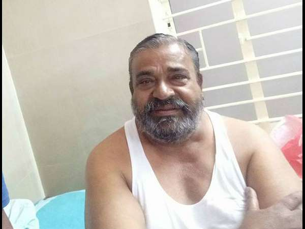 Veteran Kannada actor Doddanna has been admitted to hospital