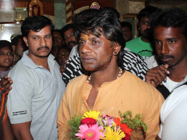 kannada actor duniya vijay arrested by the High Ground police