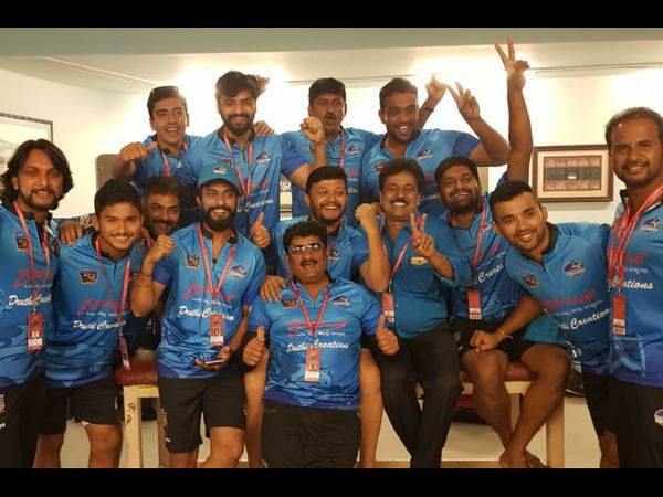 KCC 2018: Wodeyar Chargers vs Rashtrakuta Panthers final report