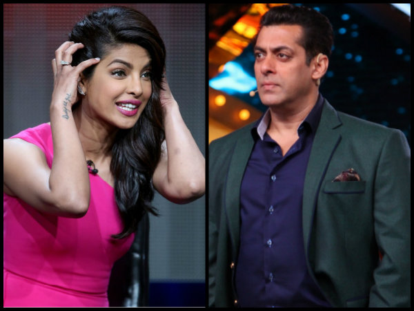 Salman Khans habit of arriving late pissed Priyanka Chopra