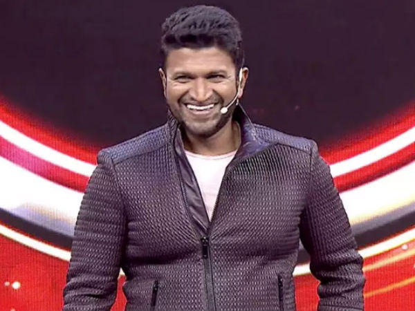actor puneeth rajkumar planning to do a reality show