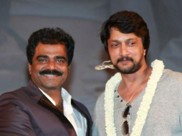 'ಮದಕರಿ' ಚಿತ್ರಕ್ಕಾಗಿ ಸುದೀಪ್ ಮತ್ತು ರಾಕ್ ಲೈನ್ ನಡುವೆ ಆಯ್ತು ಒಪ್ಪಂದ.!
