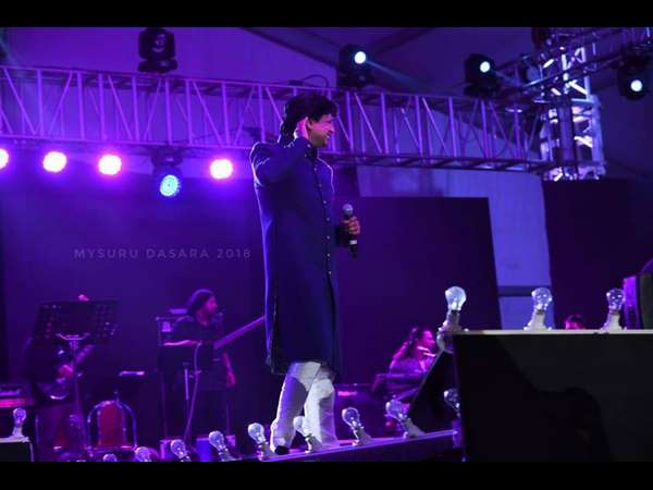 Vijay prakash sings hd kumaraswamy favorite song