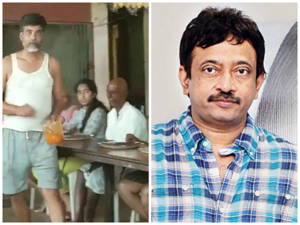 Ram Gopal Varma announces 1 Lakh cash prize to trace a person who looks like Chandrababu Naidu