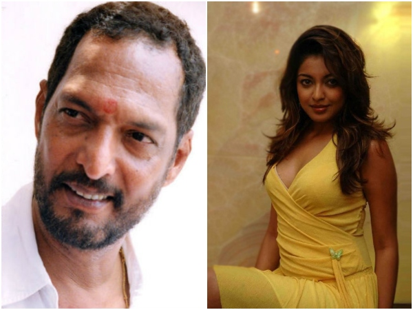 Nana Patekar reaction about Tanushree Duttas sexual harassment claim