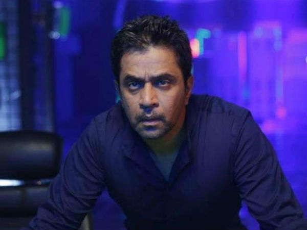 arjun sarja twitter and email account hacked