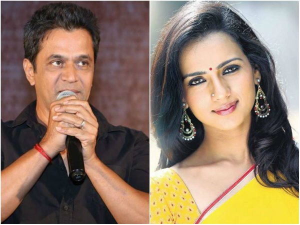 fir filed against sruthi hariharan