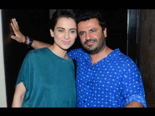 Kangana Ranaut revealed her own experience with Bahl
