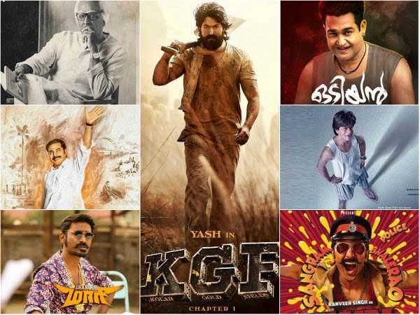 ಕನ್ನಡದ 'ಕೆಜಿಎಫ್'ಗೆ ಚಕ್ರವ್ಯೂಹ ನಿರ್ಮಿಸಿದೆ ಈ 6 ಬಿಗ್ಗೆಸ್ಟ್ ಚಿತ್ರಗಳು.!