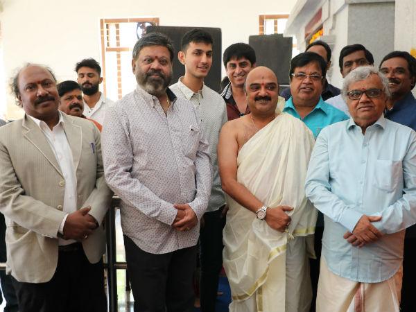 ಶಿವಣ್ಣ-ದ್ವಾರಕೀಶ್ ಜೋಡಿಯ ಹೊಸ ಚಿತ್ರ ಆರಂಭ