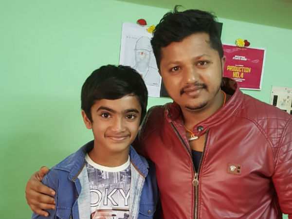 kgf movie junior rocky anmol got another big project