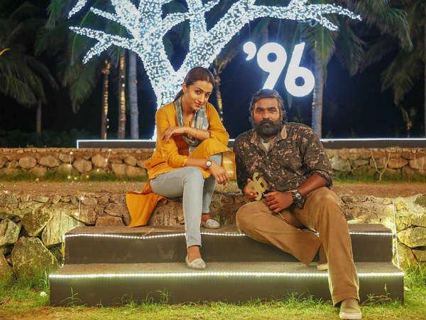 '96' ಸಿನಿಮಾ ಕನ್ನಡದಲ್ಲಿ : ಹೀರೋ, ಡೈರೆಕ್ಟರ್ ಇವರೇ!
