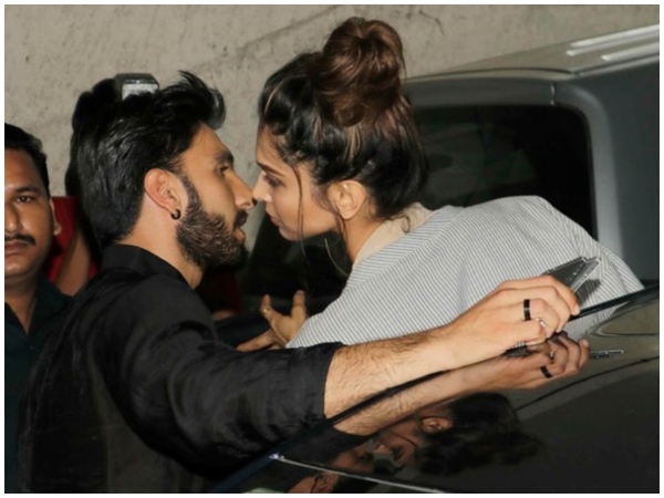 deepika padukone spoke about no kissing policy after marriage