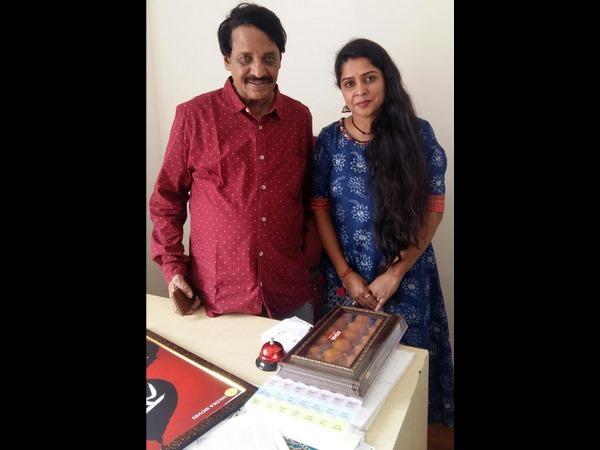 ಕನ್ನಡ ಚಿತ್ರರಂಗಕ್ಕೆ ಬಂದ ಮತ್ತೊಬ್ಬ ಮಹಿಳಾ ನಿರ್ದೇಶಕಿ