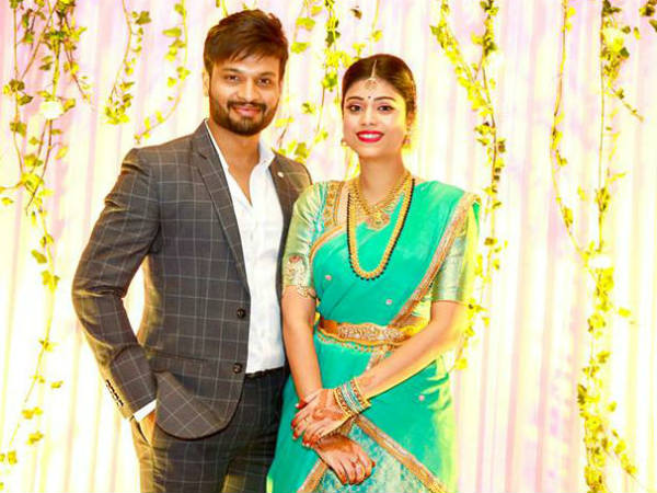 Sumant weds Anitha on december 12