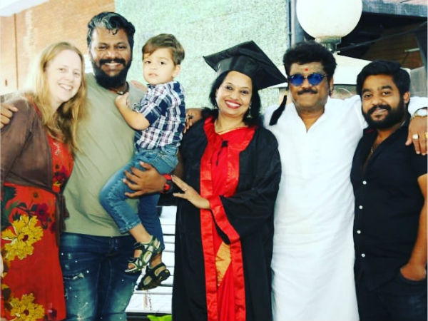 Parimala jaggesh get doctorate