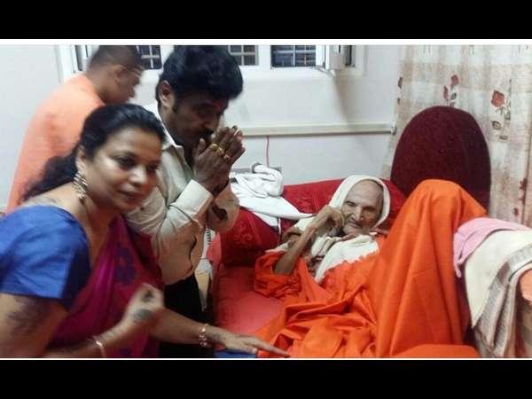 ನಟ ಜಗ್ಗೇಶ್ ಅವರ ಎರಡು ಕೋರಿಕೆ ನೆರವೇರಿಸಿದ್ದರು ಸಿದ್ದಗಂಗಾ ಶ್ರೀ