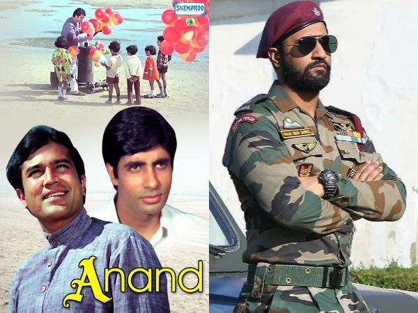 Uri is second film on IMDb's list of top Indian films after Bachchan's Anand