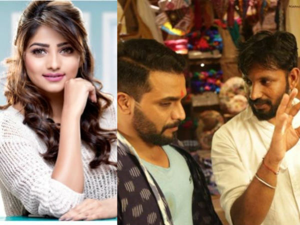 actress rachita ram playing special role in bharate movie