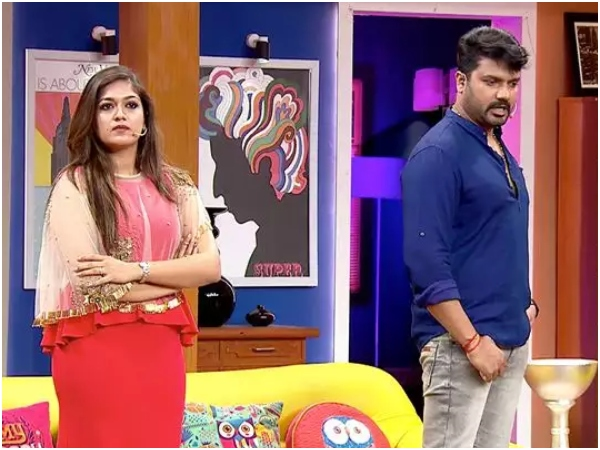 meghana raj and srujan lokesh came together for there new movie