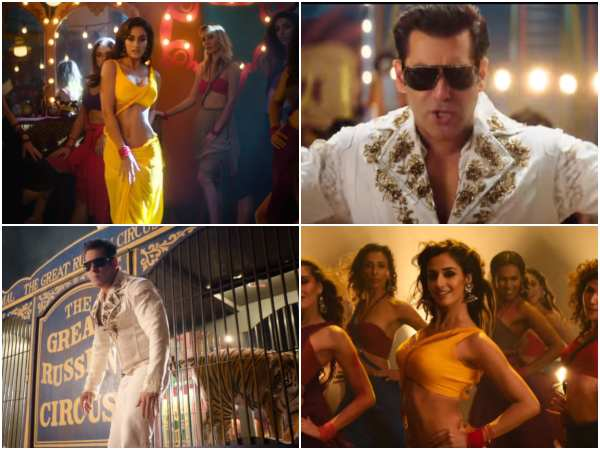Salman Khan starrer Bharat movie Slow Motion song released