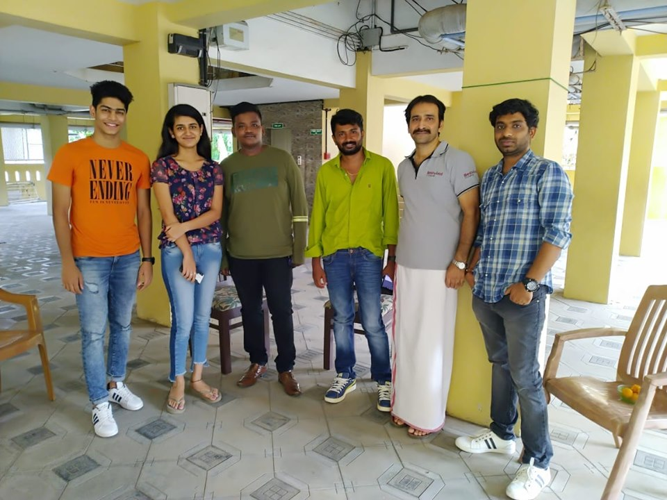 Priya Prakash Varrier will make her kannada debut