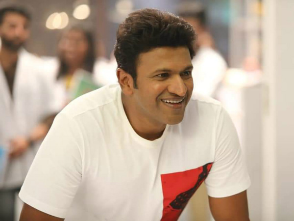 Puneeth Rajkumar starrer Yuvaratna film all set to be release in christmas
