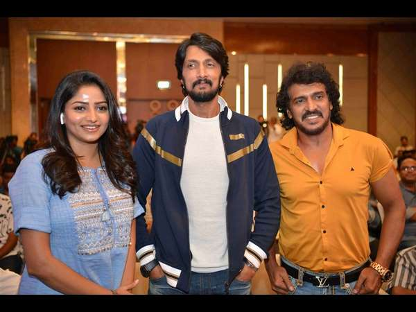Sudeep requested to Upendra for direct movie